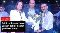 Ceyhan Belediye Başkanı Görevden Alındı