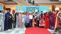 'Osmanlı Saray Esvapları' defilesi büyüledi...