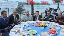 Adana Ülkü Ocakları'ndan iftar yemeği