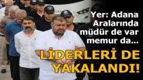Adana'da İcra İhale Çetesi Çökertildi: 16 Gözaltı