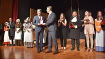 Adana Barosu Başkentte sahne aldı