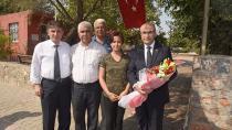 Vali Demirtaş, Sarıçam'da Muhtar ve Vatandaşları dinledi...