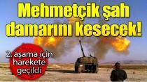 Mehmetçik 'Şah Damarını' kesecek!