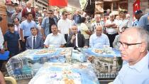 Vali Demirtaş, Kızıldağ'da sorunları dinledi incelemelerde Bulundu