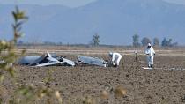 ABD Hava Kuvvetleri'den 'Düşen İHA' Açıklaması