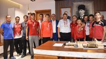Ceyhanlı güreşçiler Uluslararası Turnuvaya davet edildi