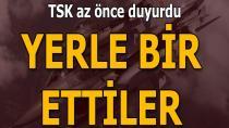 PKK Baskın yedi:  Hepsi öldürüldü!