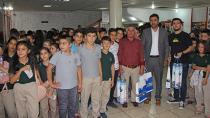 Kozan Belediyesi İmamoğlu'ndan gelen öğrencileri misafir etti