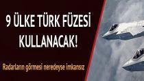 F-35'lere yerli füze damgası: SOM füzesi kullanılacak