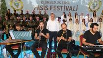 Başkan Çelikcan'dan festival teşekkürü!