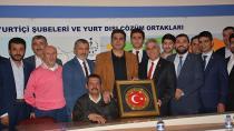 ''Dünya'nın Merkezi Türkiye'dir''