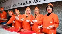 Tescilli Adana Kebabı Ustaları Sertifikalarını Aldı