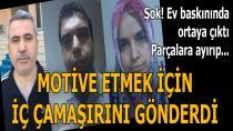 Adana'da Fetullah Gülen'e ait  kesilmiş iç çamaşırı bulundu