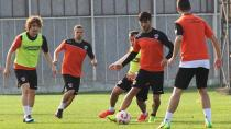 Adanaspor, Samsunspor maçı hazırlıklarını tamamladı!