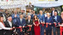 Vali Demirtaş, Başkanlarla Güzellik Merkezi Açtı