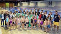 ÇÜ Spor Kulübü Yüzme Takımı 42 Madalyanın Sahibi Oldu…