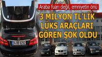 Avrupa'da Çalınan Lüks Otomobiller Adana'da Ele Geçirildi