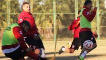 Adanaspor, Gaziantepspor maçı hazırlıklarına başladı!