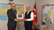 ASKİ Spor Vali Demirtaş'ı ziyaret etti….