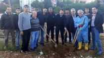 'Orman Dede' 100 bin fidanı toprakla buluşturdu