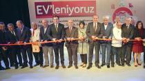 TÜYAP Adana Ev'leniyoruz Fuarı Açıldı