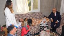 Demirtaş, Taziye ve Hasta Ziyaretlerinde Bulundu