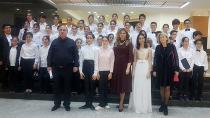 ÇÜ'den Yıl Sonu Konseri...