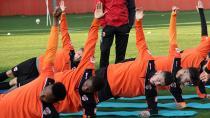 Adanaspor, Denizlispor maçı hazırlıklarına başladı
