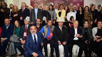 Uluslararası Türk Dünyası Sanat Çalıştayı resim sergisi açıldı
