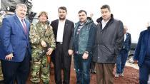 Başkan Boydak, Mehmetçiğe Destek İçin Sıfır Noktasında