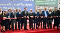 TÜYAP Adana İnşaat Fuarı Açıldı...