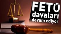Adana'da Bugün Görülen FETÖ Davaları...