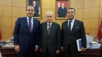 MHP Lideri Bahçeli'den Adana'ya müjde!