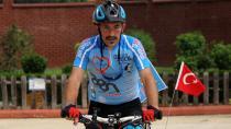 Adana'dan Almanya'ya Bisikletle Gidecek!