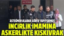 Adana'da  subaylardan sorumlu imam, askerlik yaparken yakalandı