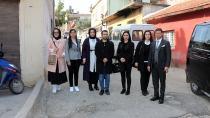 Adana Barosu'ndan Moral Ziyareti...