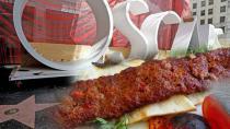 Adana Kebabına Hollywood Coşkusu