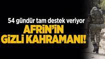 MİT'den Zeytin Dalı'na Büyük Destek!