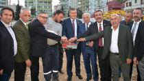 Adana Tabip Odası Yeni Hizmet Binasının Temeli Atıldı