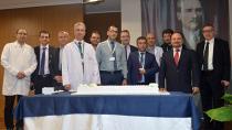 Adana Şehir Hastanesi'nde 'Anlamlı' Kutlama