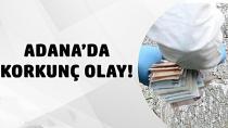 Adana'da korkunç olay! Taşlanarak öldürüldü! Avuçlarından 4 bin TL çıktı