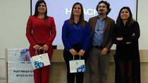 """""""Girişimcilik ve Etkili İletişim"""" semineri ilgi gördü"""
