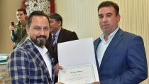 "Başkan Uludağ,""Bilinçli Budama verimi artırır"""
