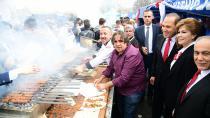 MHP Kurultayı'na Adana kebabı damga vurdu