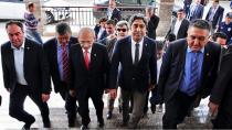 Kılıçdaroğlu'ndan Adana Baro'suna sürpriz ziyaret
