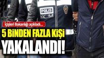 Terör operasyonlarında 21 terörist  öldürüldü!