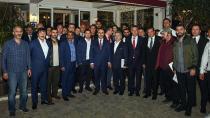 Vali Demirtaş,  Dizi ve Sinema Filmi Ekibiyle buluştu