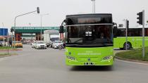 3 ilçeden havalimanına toplu taşıma hizmeti