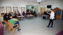 Çukurova Üniversitesi Anaokulu'nda STEAM Eğitimi Verildi