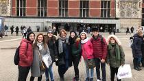 Adanalı Öğrenciler Hollanda'da...